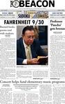 The Beacon, October 3, 2008
