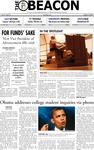 The Beacon, October 8, 2008