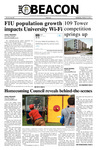 The Beacon, October 15, 2014