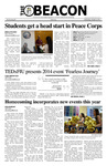 The Beacon, October 8, 2014 by Florida International University
