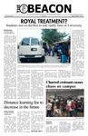 The Beacon, October 3, 2014