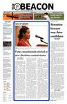 The Beacon, March 25, 2009