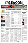 The Beacon, October 14, 2009