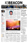 The Beacon, November 16, 2009