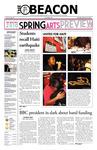The Beacon, January 25, 2010