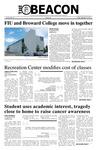 The Beacon, September 12, 2014