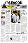 The Beacon, April 14, 2010
