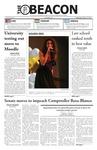 The Beacon, October 13, 2010