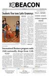 The Beacon, October 7, 2011
