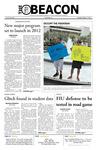 The Beacon, October 17, 2011