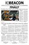 The Beacon, November 14, 2011