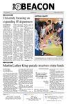 The Beacon, January 13, 2012