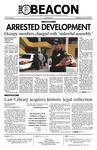The Beacon, January 18, 2012