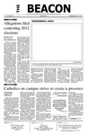 The Beacon, April 11, 2012