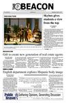 The Beacon, October 3, 2012