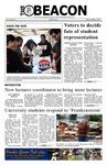 The Beacon, November 2, 2012