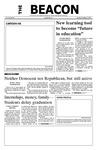 The Beacon, November 5, 2012