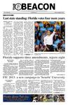 The Beacon, November 9, 2012