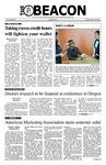 The Beacon, January 25, 2013