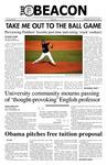 The Beacon, January 14, 2015 by Florida International University