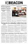 The Beacon, April 8, 2013