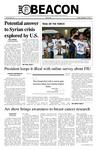 The Beacon, September 13, 2013