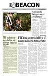 The Beacon, October 29, 2015 by Florida International University