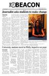 The Beacon, October 1, 2015 by Florida International University
