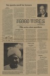 The Good Times, November 14, 1974 by Florida International University