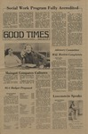 The Good Times, April 17, 1975 by Florida International University