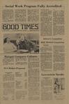 The Good Times, April 17, 1975