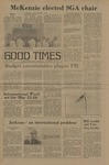 The Good Times, April 24, 1975