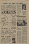 The Good Times, May 1, 1975