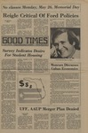 The Good Times, May 22, 1975