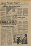 The Good Times, October 9, 1975