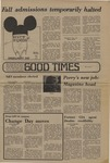The Good Times, December 4, 1975 by Florida International University