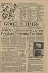 The Good Times, April 7, 1976