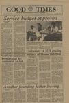 The Good Times, April 28, 1976