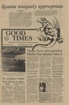 The Good Times, May 5, 1976