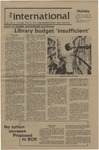 The International, November 18, 1976 by Florida International University
