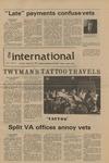The International, January 27, 1977