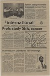 The International, October 18, 1977