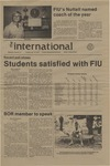 The International, January 10, 1978 by Florida International University