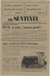 The Sentinel, Week of October 31st, 1978