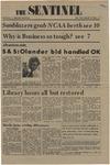 The Sentinel, Week of November 7, 1978