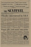 The Sentinel, Week of November 21, 1978
