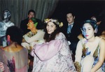 Olga Christodoulou as Miranda and Cast by Department of Theatre, FIU