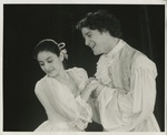 Lilly Bernal and Paolo Andino in The Winter's Tale