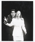 Charles Alexander and Tamala C. Horbianski in Company a Musical Comedy by Department of Theatre, FIU