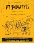 Pterodactyls Postcard